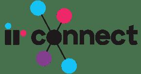 IR Connect logo