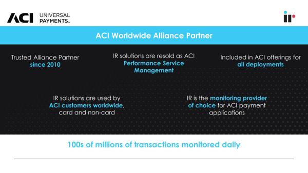ACI Worldwide Alliance Partner