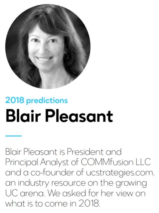 Blair Pleasant