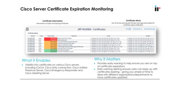 Cisco server cert