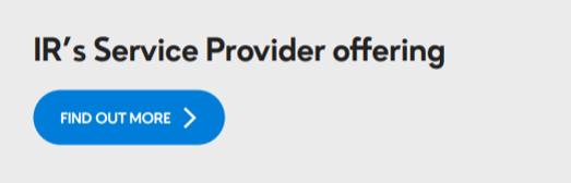 IR Service Provider offering