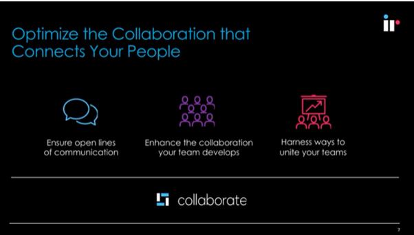 Optimize the collaboration