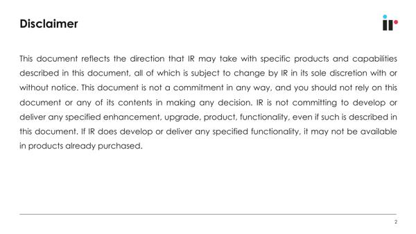 webinar disclaimer