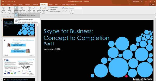 12 Handy Skype for Business Tricks to make you more Productive
