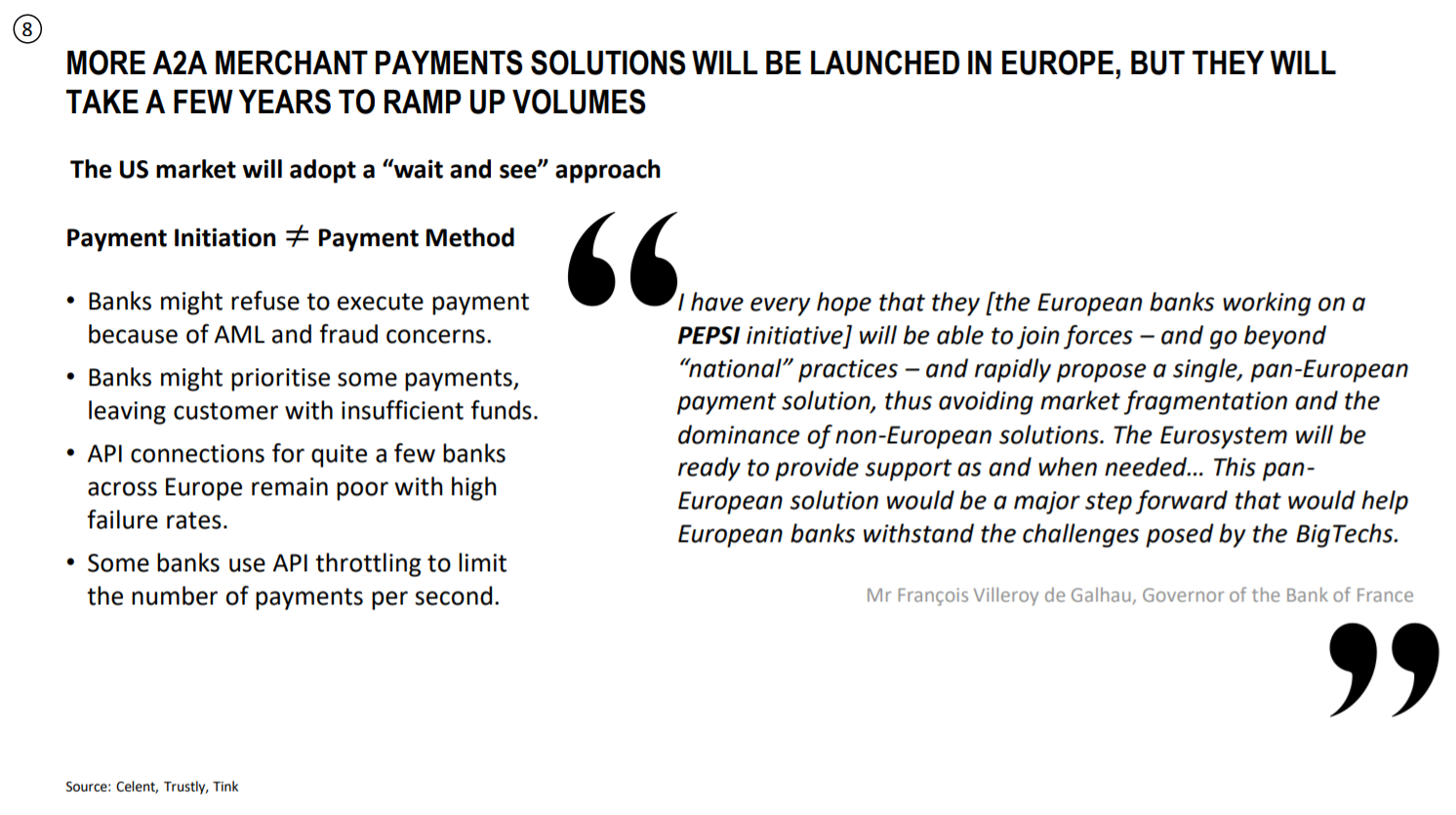 More A2A Merchant Payment Solutions to Launch in Europe