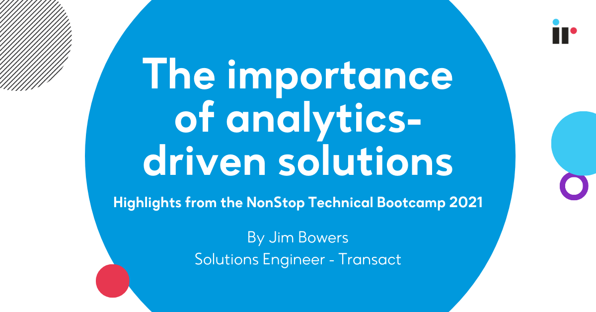 The importance of analytics-driven solutions