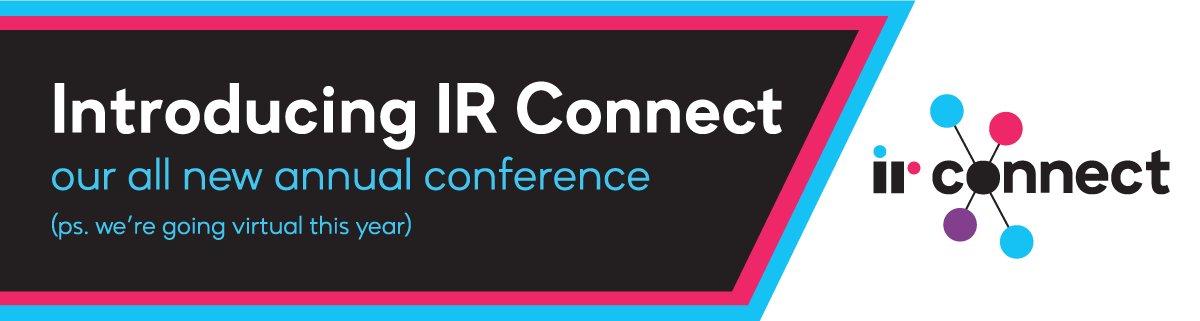 IR Connect-Banner