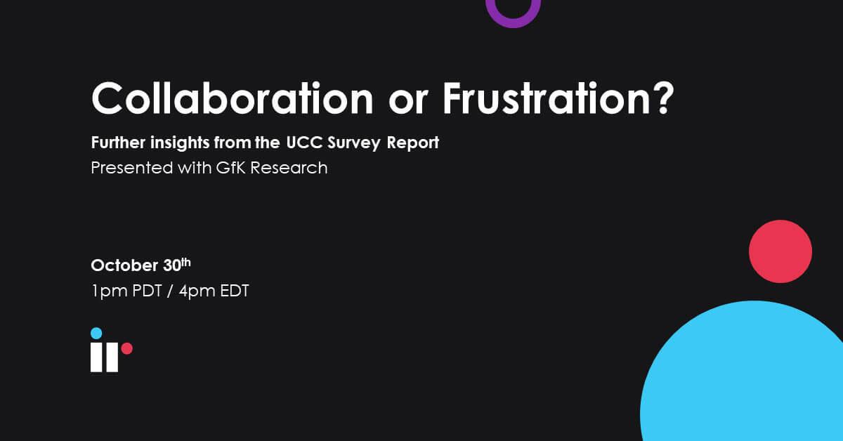 Webinar: Collaboration or Frustration?
