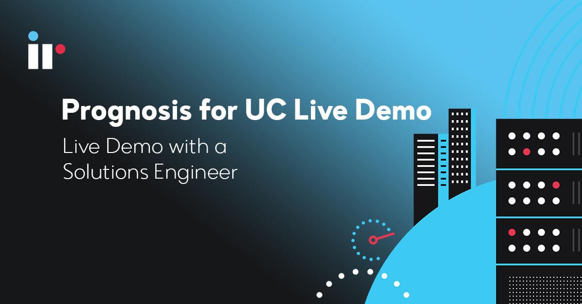 Prognosis for UC Live Demo [May 2018]