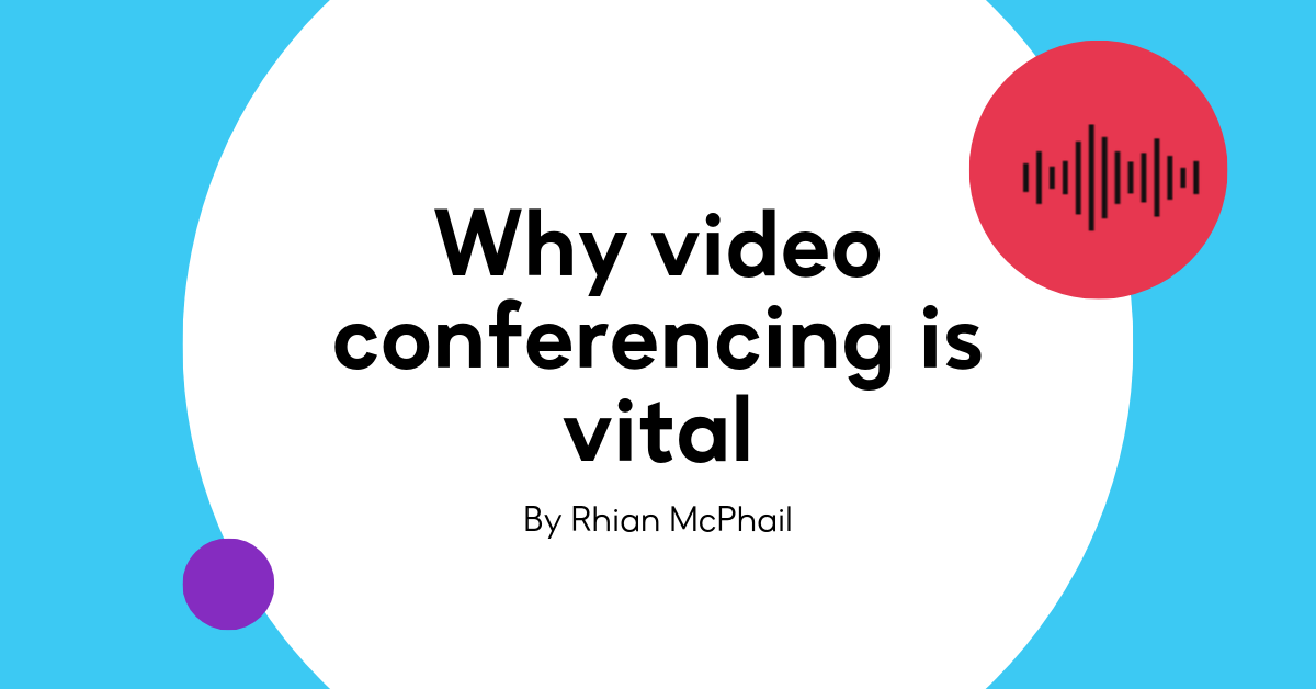 Why video is vital-tile