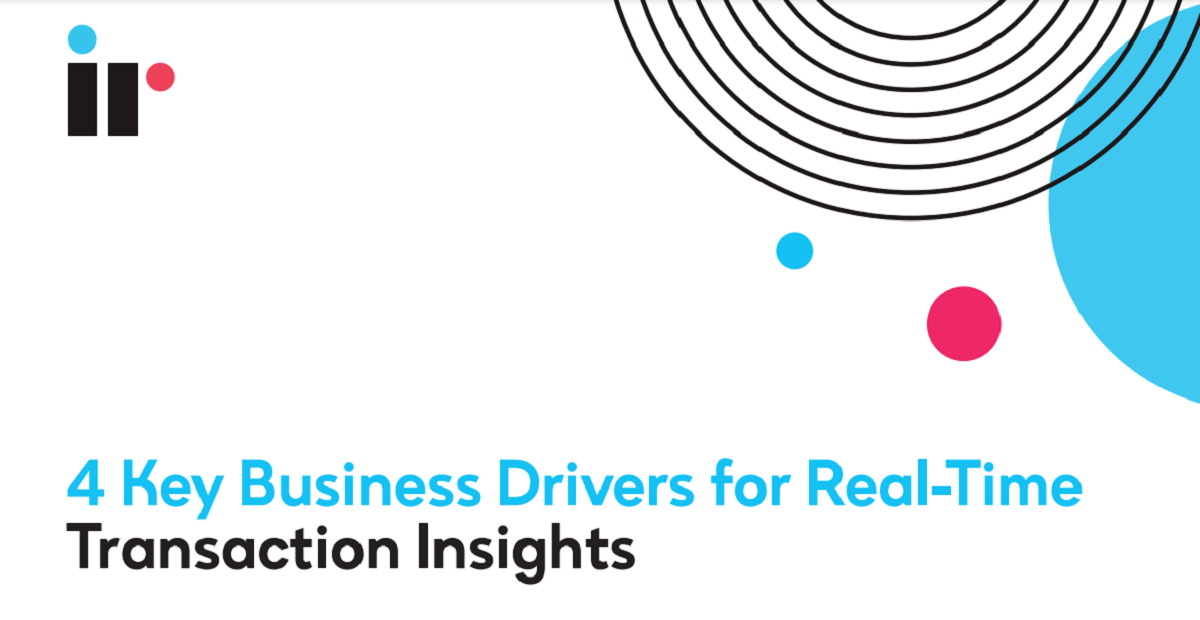 4 Key Business Drivers for Real-Time Payments Transactions
